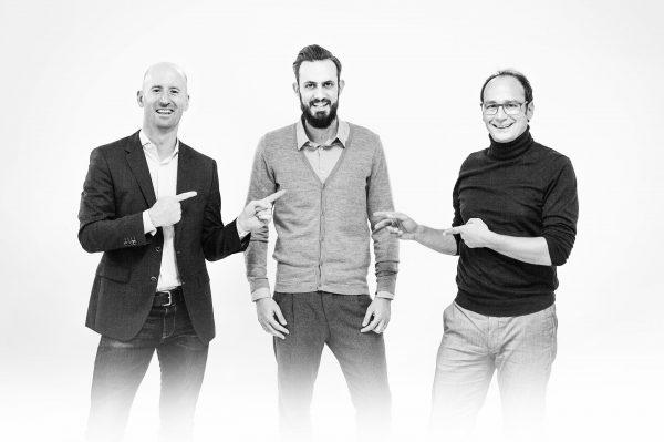 Oliver Meyer, Stefan Bartsch, Sascha Penna